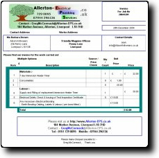 AllertonEPS-Software - Estimating, Quotation, Invoice, Electrical ...